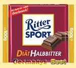 Ritter Sport Halbitter -Diät-