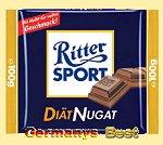 Ritter Sport Nugat -Diät-