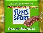 Ritter Sport Ganze Erdnuss
