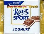 Ritter Sport Joghurt -Maxi-