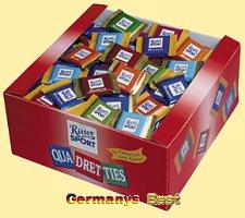 Ritter Sport Quadretties