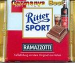 Ritter Sport Ramazotti ( Seasonal Item )