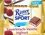 Ritter Sport Sour-Cherry-Vanilla Yogurt