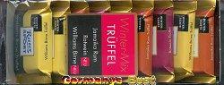 Ritter Sport Minis Jamaika Rum, Rotwein, Williams Birne
