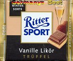 Ritter Sport Vanille Likör Trüffel
