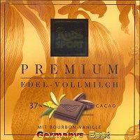 Ritter Sport Premium 37% mit Bourbon-Vanille