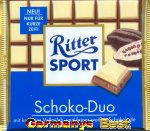 Ritter Sport Schoko-Duo -Maxi-   -Limited Edition-