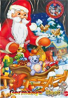 Rübezahl Weihnachtsmann Adventskalender