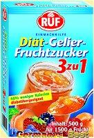 Ruf Diaet Gelier-Fruchtzucker 3zu1