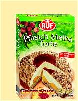 Ruf Pfirsich Melba Torte