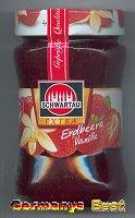 Schwartau Extra Erdbeer – Vanille