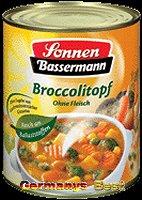 Sonnen Bassermann Broccolitopf -ohne Fleisch-