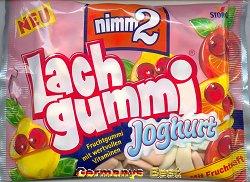 Storck Nimm2 Lachgummi Joghurt
