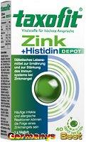 Taxofit Zink + Histidin