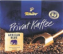 Tchibo Privat Kaffee African Blue