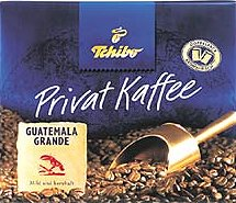 Tchibo Privat Kaffee Guatemala Grande