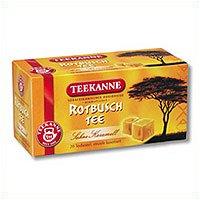 Teekanne Rotbusch Sahne-Karamell Tee, 20 bags