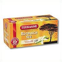 Teekanne Rotbusch Vanilla Tee, 20 bags