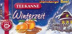 Teekanne Wintertime