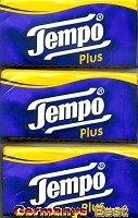 Tempo Plus mit Aloe Vera und Kamille, 3 pieces