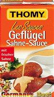 Thomy Les Sauces Geflügel-Sahne-Sauce