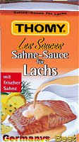 Thomy Les Sauces Sahne-Sauce für Lachs