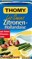 Thomy Les Sauces Zitronen-Hollandaise-Sahne-Sauce