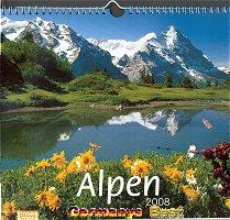 Times&More Alpenkalender 2008