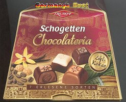 Trumpf Schogetten Chocolateria