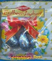 Trumpf Erdbeer Joghurt Eier