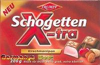 Trumpf Schogetten X-tra Kirsch-Marzipan