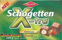 Trumpf Schogetten X-tra Vollnuss