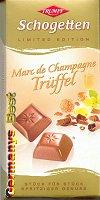 Trumpf Schogetten Marc de Champagne Trüffel