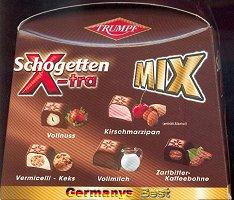 Trumpf Schogetten X-tra Mix