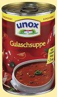 Unox Gulasch-Suppe, konzentriert
