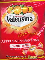 Dittmeyers Valensina Orange Bonbons