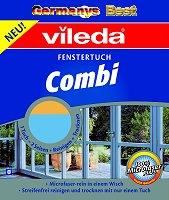 Vileda Fenstertuch Combi