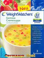 Weight Watchers Gemüse Cremesuppe -Box-