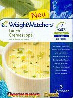 Weight Watchers Lauch Cremesuppe -Box-