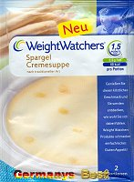 Weight Watchers Blumenkohl-Brokkoli Cremesuppe