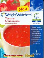 Weight Watchers Tomaten Cremesuppe -Box-