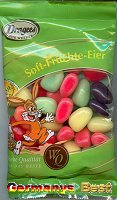 Dragees aus Weseke Soft-Früchte-Eier