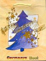 Heitmann Kleine Weihnachtstasche -Tanne-