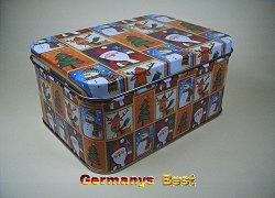 Heitmann Dose 14x10cm -Serie X-Mas-
