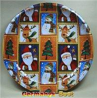 Heitmann Weihnachtsteller -Serie X-Mas-