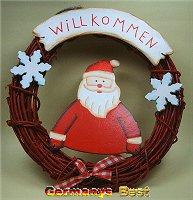 Heitmann Santa Türkranz Willkommen