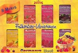 Zentis Frühstücks-Variationen