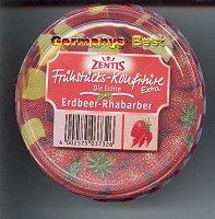 Zentis Erdbeer-Rhabarber