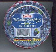 Zentis Heidelbeere