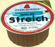 Zwergenwiese Mini-Streich Gurke-Dill